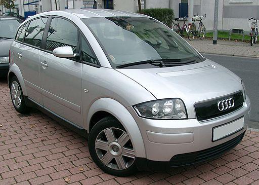 Audi A2 front 20071002