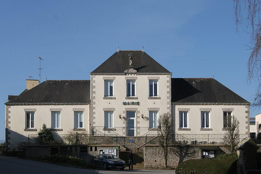 Mairie d'Augan.
