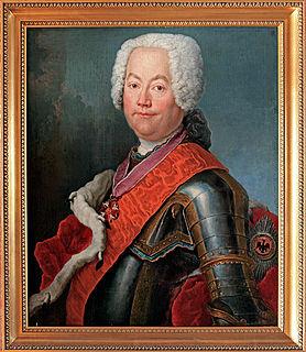 Augustus Louis, Prince of Anhalt-Köthen 18th-century German prince
