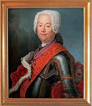 Augustus Louis, Prince of Anhalt-Köthen - Prince Augustus Louis
