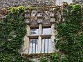 Auriac-du-Périgord Faye château fenêtre.JPG