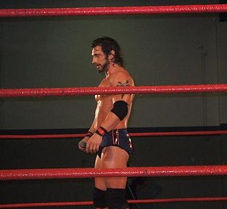 Austin Aries - Aries in the ring in 2006