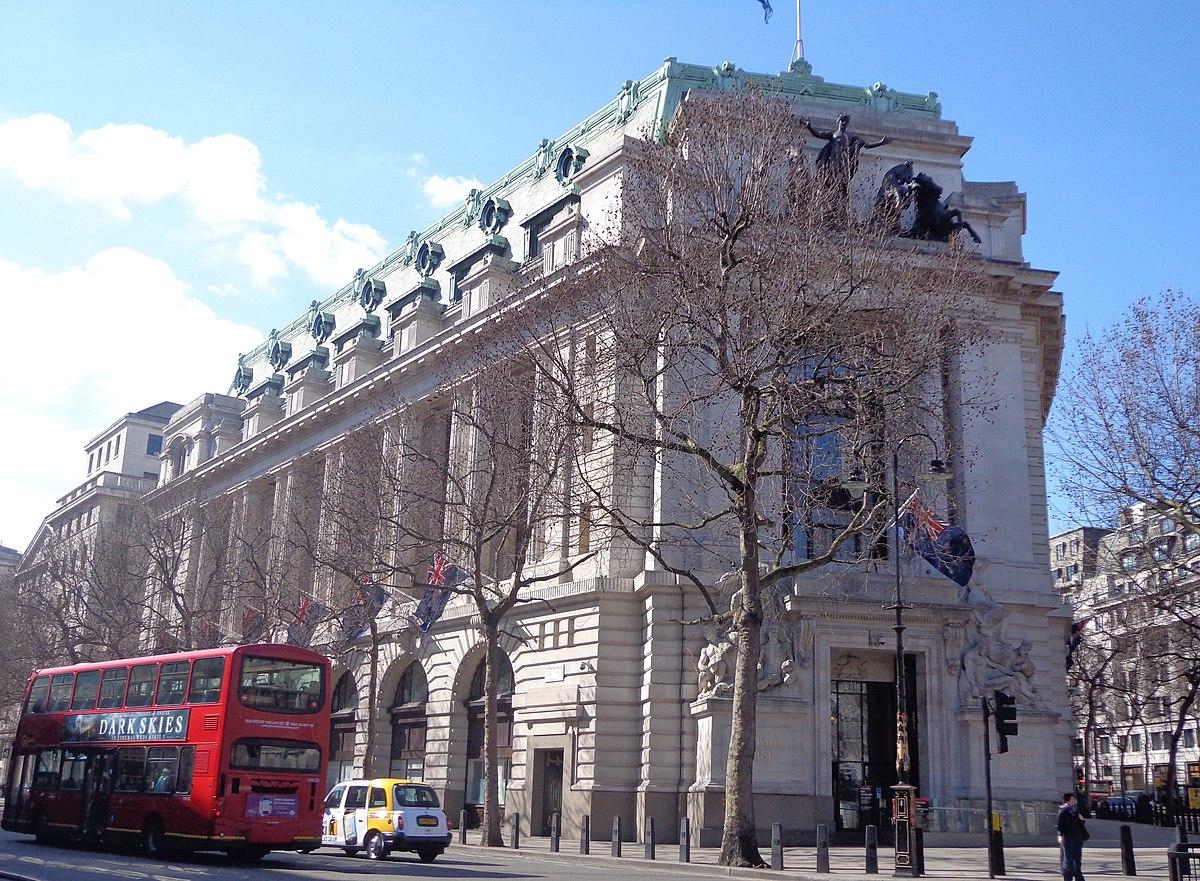 High Commission of Australia, London - Wikipedia