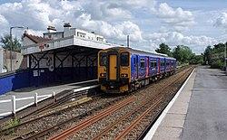Avonmouth railway station MMB 25 150261.jpg