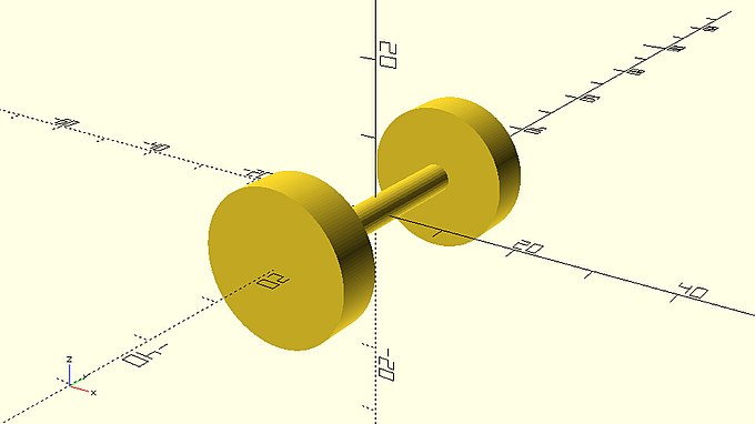 Axle with simple wheelset from parameterized module.jpg