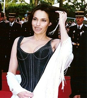 Béatrice Dalle French actress