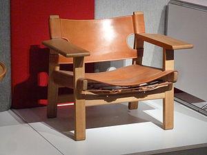 Børge Mogensen - Spanish Chair (1959)