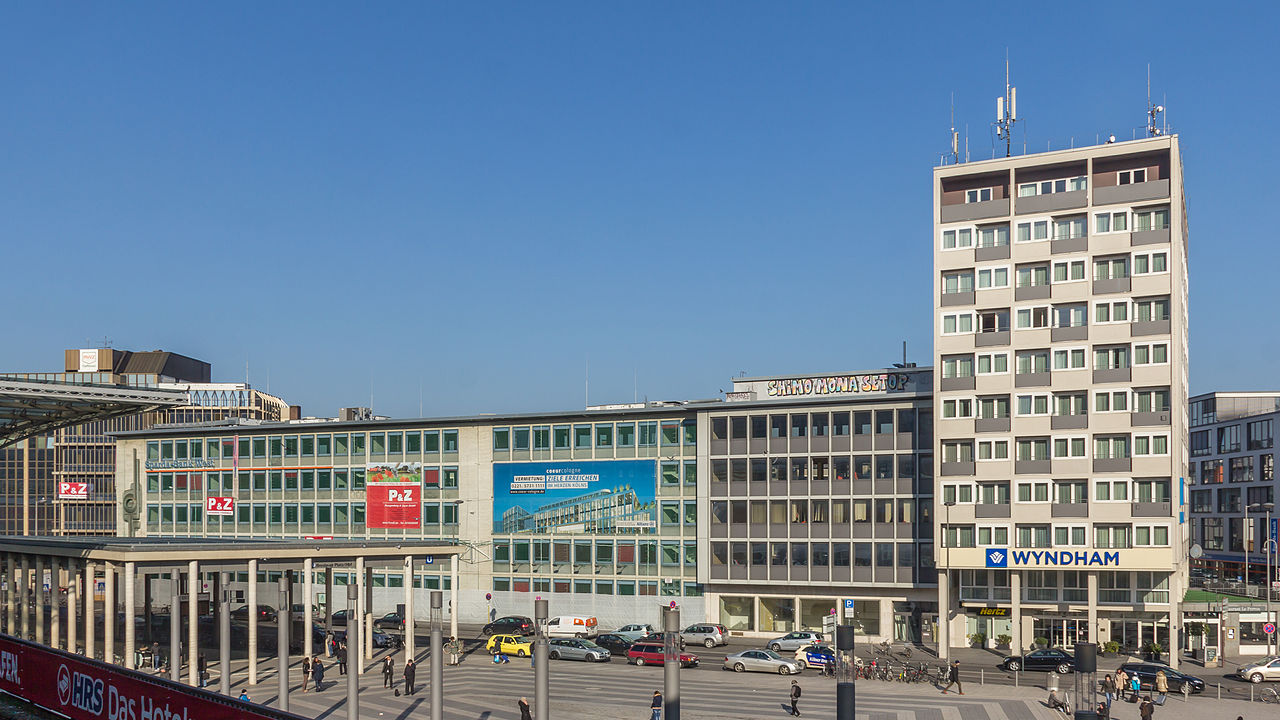 Wyndham Hotel Koln Breslauer Platz