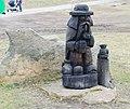 Bělohrad Pardoubek socha 2014 1.jpg