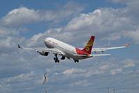 B-6089 - A332 - Hainan Airlines