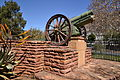BL 6 inch 26 cwt howitzer Union Buildings Pretoria 005.jpg
