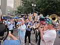 BP Dead Pelicans Lafayette Square Trumpets.JPG