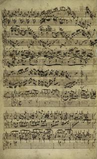 Fantasia and Fugue in C minor, BWV 906