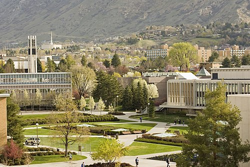 Overlooking North Campus BYU Campus North.jpg