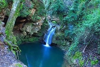 Baños de Popea, Arroyo del Bejarano.jpg