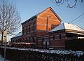 Baardegem - oud station - Aalst - België.jpg