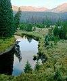 Baby Colorado Sunrise, Rocky Mt. National Park 2012 (30282066511).jpg