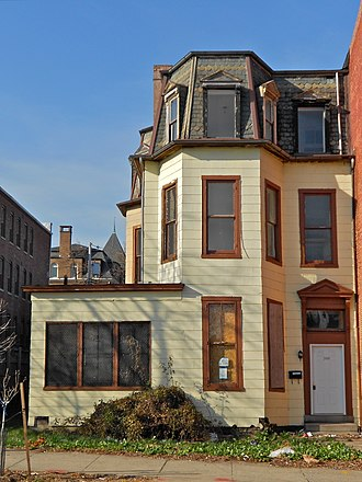 National Register of Historic Places listings in Central Baltimore - Image: Bachrach Stein Baltimore