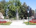 Bad Hall Brunnen Kurpark (01).JPG