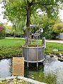 Bad Wörishofen - Skulptur am Bach.JPG