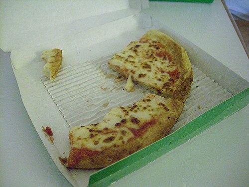 Bad pizzette