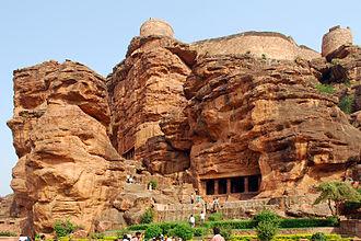 Badami - Badami Cave Temples