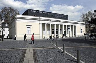 Baden bei Wien - Arnulf Rainer Museum