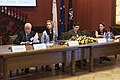 """Baltijas Asamblejas un Baltijas Ministru padomes rīkotā konference """"Baltijas reģiona drošība- Aktualitātes un turpmākie soļi"""" (26710751400).jpg"""