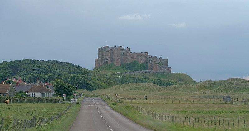 File:Bamburgh MMB 01 Bamburgh Castle.jpg