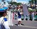 Banda Municipal de San Carlos en celebración del Día de la Cultura (1286733300) 2010-10-10 Quesada, Alajuela, Costa Rica.jpg