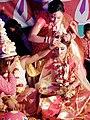Bangladeshi Hindu Wedding Rituals Sindoor Daan.jpg