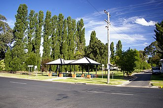 Gladesville, New South Wales - Banjo Paterson Park