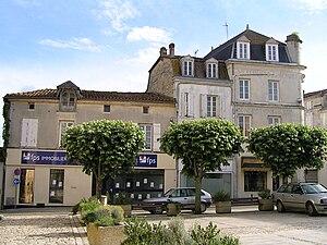 Barbezieux-Saint-Hilaire - Image: Barbezieux 2.7