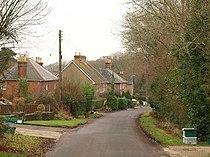 Barnhill Road, Ridge - geograph.org.uk - 1681391.jpg
