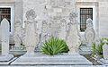 Baroque tombstones in Istanbul.JPG