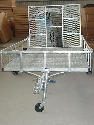 Trailer (vehicle) - Utility trailer