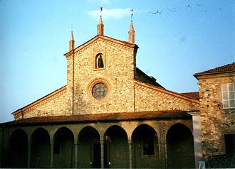Bobbio - The Basilica of Saint Columbanus