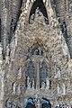 Basilique Sagrada Familia façade nord est Barcelone 17.jpg
