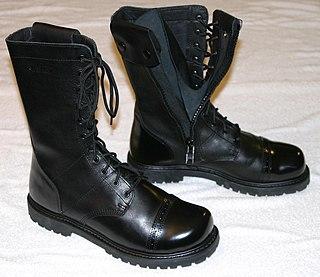 Jump boot
