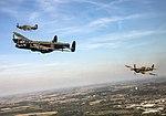 Battle of Britain Memorial Flight Members' day 2018 MOD 45164719.jpg