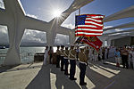 Battle of Midway 70th Anniversary Commemoration wreath laying ceremony 120604-F-MQ656-145.jpg