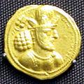 Battriana, monete d'oro del IV secolo 01.JPG
