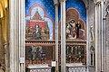 Bayeux Cathédrale Notre-Dame - Transept du sud - Peinture murale-6559.jpg