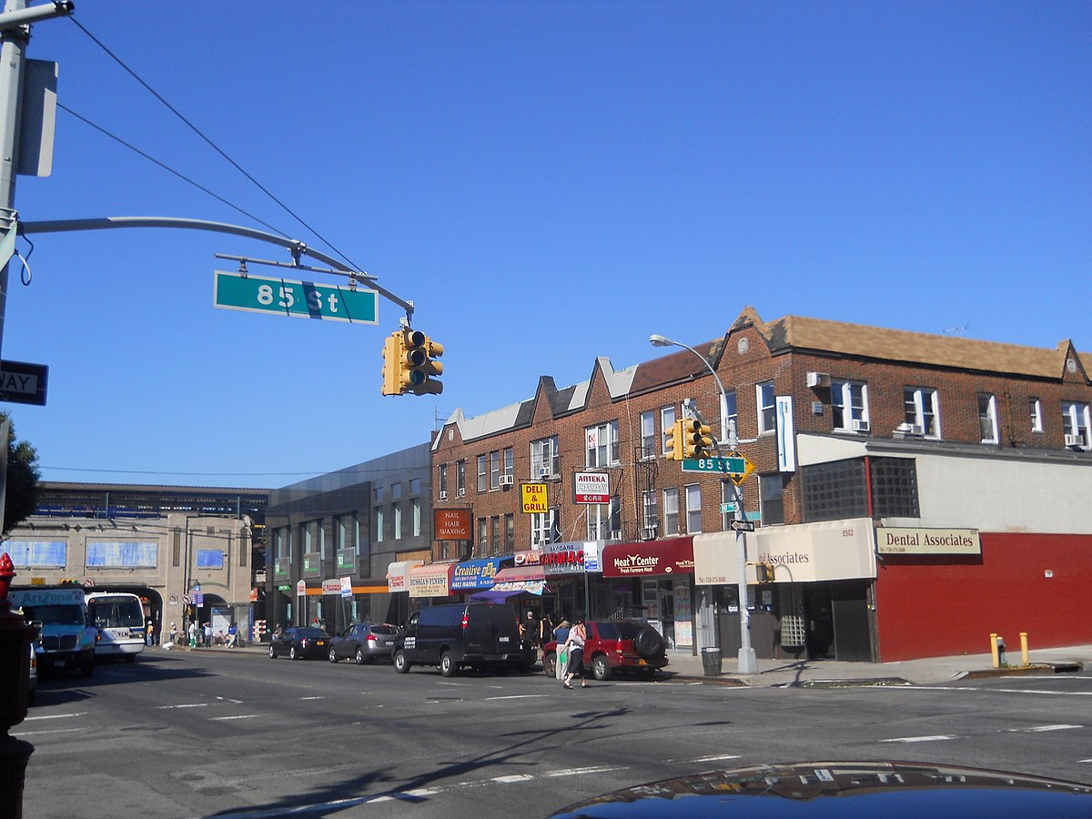 Coney Island West Main