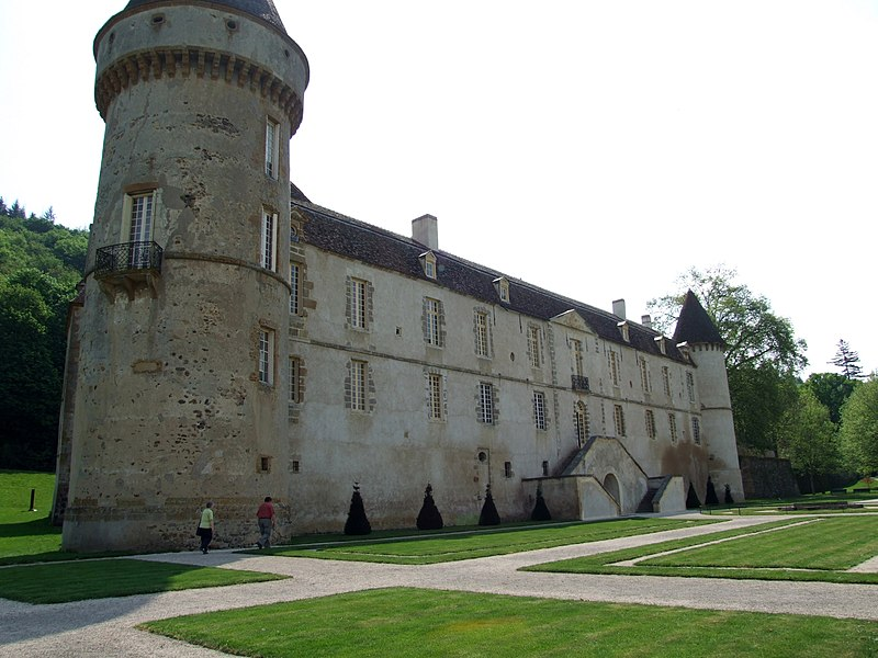 Bazoches castle, Bazoches, Nievre, Burgundy, FRANCE