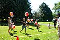 Beach Ball Bounce (16156505923).jpg