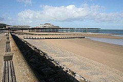 Beach and Pier - geograph.org.uk - 245690.jpg