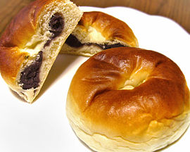 Bean-jam-bun,anpan,katori-city,japan.JPG