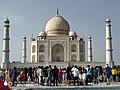 Beautiful Taj Mahal (photo).jpg