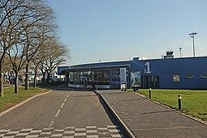 Beauvais–Tillé Airport - Image: Beauvais airport 2012 panoramio